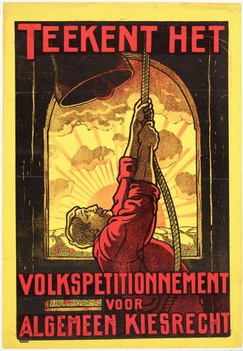 SDAP - poster verkiezingen5