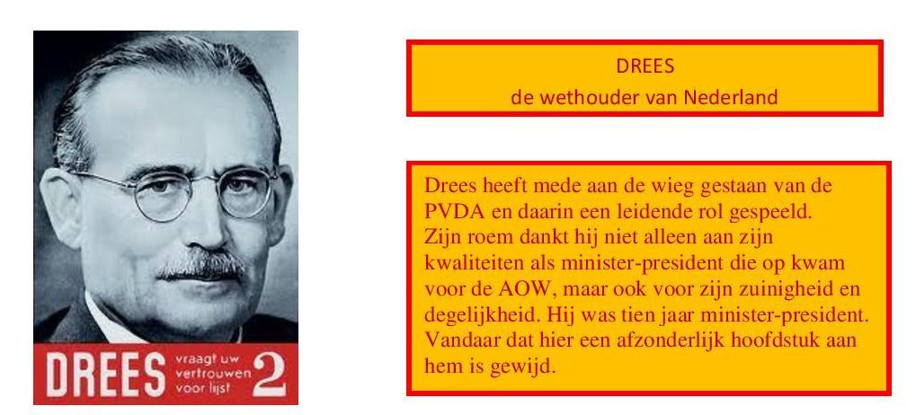 GESCHIEDENIS PVDA Drees-001